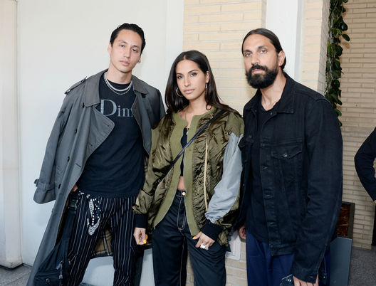 Qhris massino snoh aalegra ben gorham